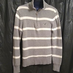 American Eagle Outfitters striped S
